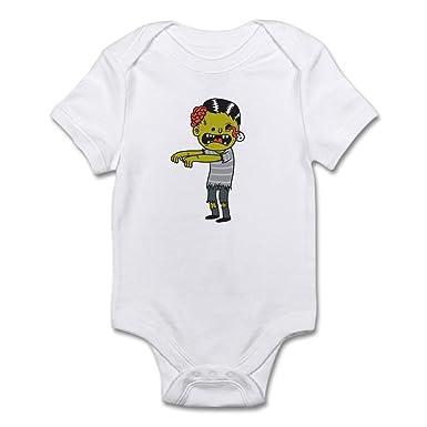 Amazon.com  CafePress Halloween Zombie Infant Bodysuit Baby Bodysuit   Clothing b6769e298