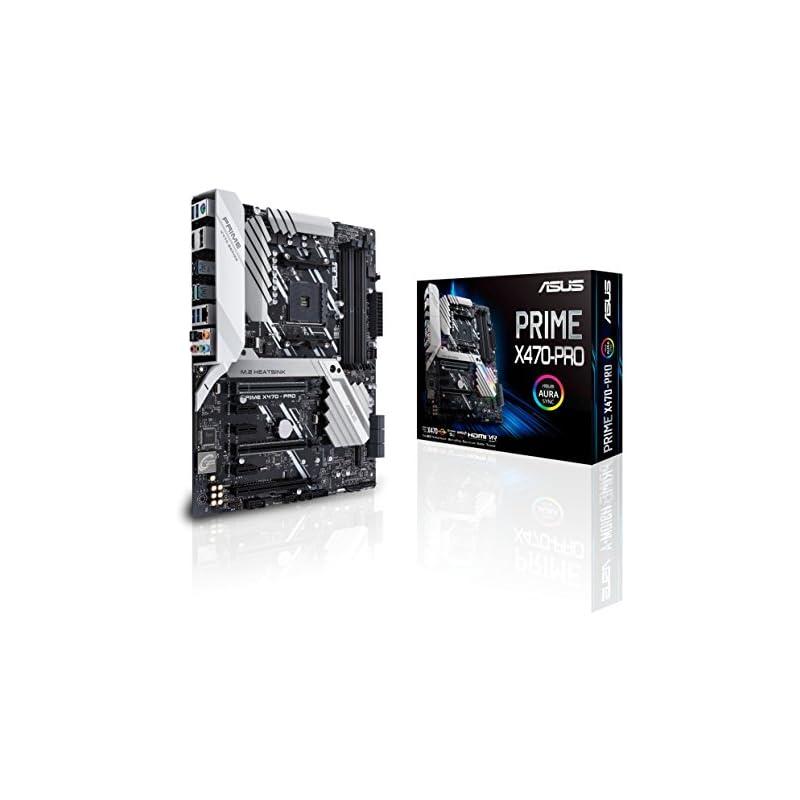 ASUS Prime X470-Pro AMD Ryzen 2 AM4 DDR4