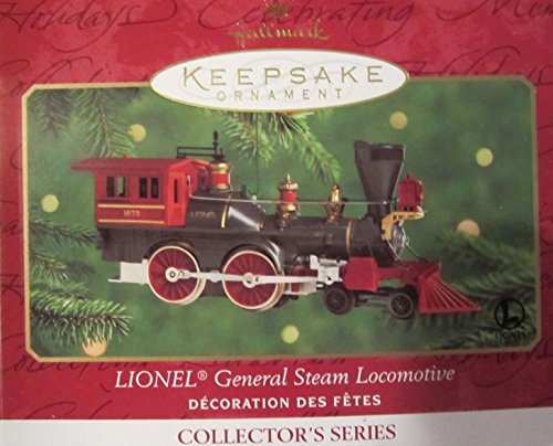 Lionel General Steam Locomotive (LIONEL TRAIN Keepsake Ornament (2000/General Steam Locomotive))