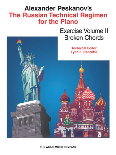 Russian Technical Regimen Broken Chords product image
