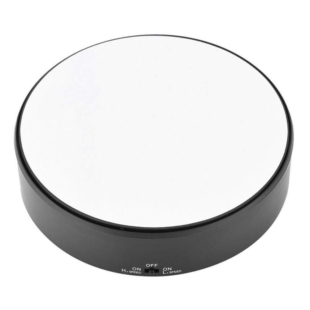 Soulitem Rotatif rang/és Support de pr/ésentation en Verre Miroir pivotant /à 360//° Montre Support Platine pour Collier Bracelet