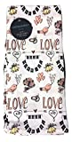Cynthia Rowley Just Married Wedding Love Kitchen Towels (set of 2)