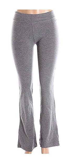 Amazon.com: Mopas Algodón Spandex Yoga Gimnasio Pantalones ...