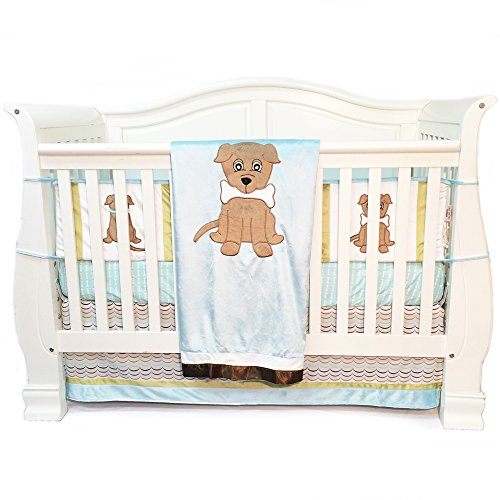 One Grace Place Infant Set, Puppy Pal Boy, 4 Piece