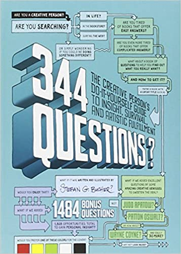344 questions the creative persons do it yourself guide to insight 344 questions the creative persons do it yourself guide to insight survival and artistic fulfillment voices that matter 1st edition solutioingenieria Gallery