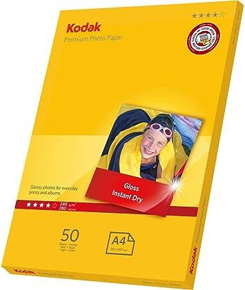 Kodak A4 240 gsm Premium Photo