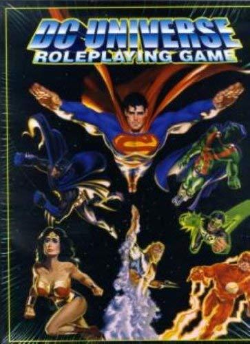 DC Universe Roleplaying Game