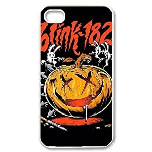 Hjqi - Custom Blink 182 Phone Case, Blink 182 Personalized Case for iPhone 4,4G,4S