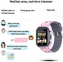 Goglor Kids Smartwatch with GPS Tracker,Smart Watch Phone