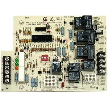 ruud furnace control wiring diagram 80