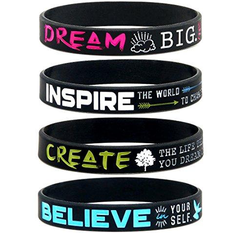 Believe Inspire Create Inspirational Bracelets product image