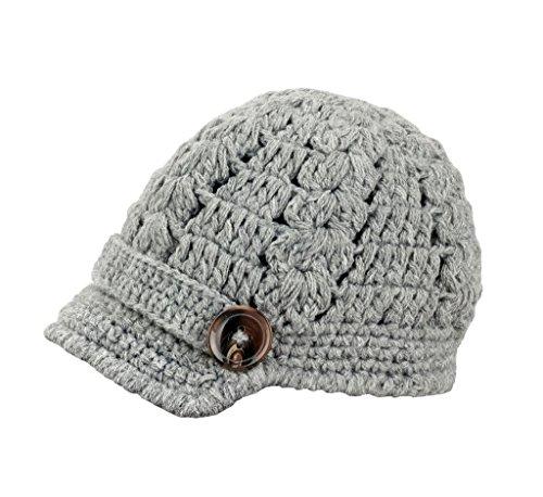 Crochet Baby Cap - 4