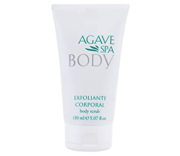 Amazon.com: Agave Spa exfoliante Natural Exfoliante Corporal ...