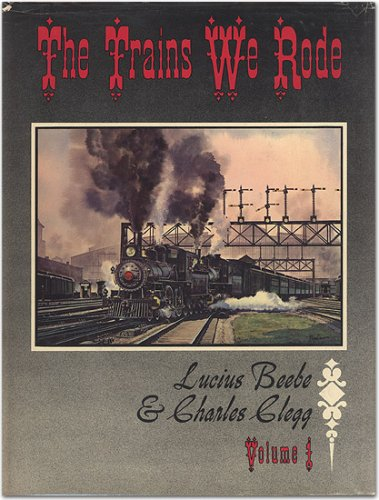 New York Central Railroad Train - The Trains We Rode, Vol. 1: Alton - New York Central