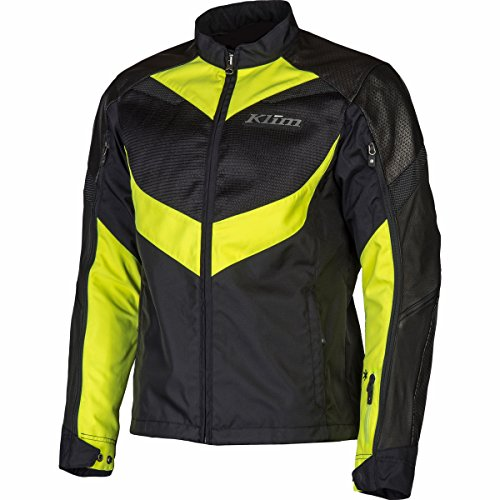 - KLIM Apex Air Men's Off-Road Motorcycle Jacket - Hi-Vis / 2X-Large