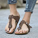 Gibobby Sandals for Women with Heels Womens