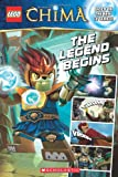 The Legend Begins, Trey King, 0545517508