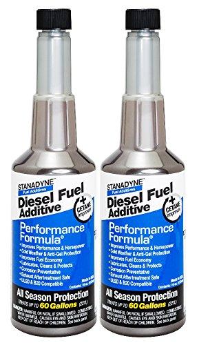 Stanadyne Performance Formula Diesel Fuel Additive - Pack of 2 Pint Bottles - Part # 38565 - 2 Part Formula
