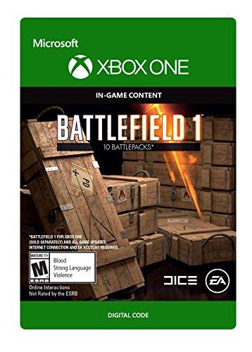 Battlefield 1: Battlepack x10 - Xbox One Digital Code