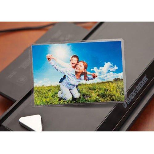 BOSLAMBUS5100 - BLACK amp; DECKER TIMESHIELD BUSINESS CARDS