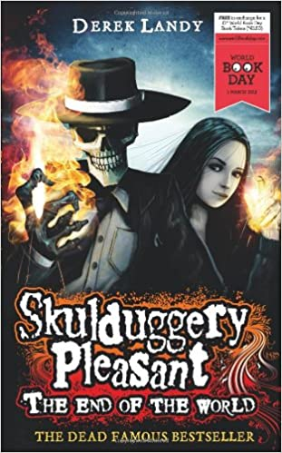 Skulduggery Pleasant The End Of The World Pdf