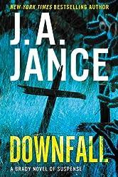 Downfall: A Brady Novel of Suspense (Joanna Brady)