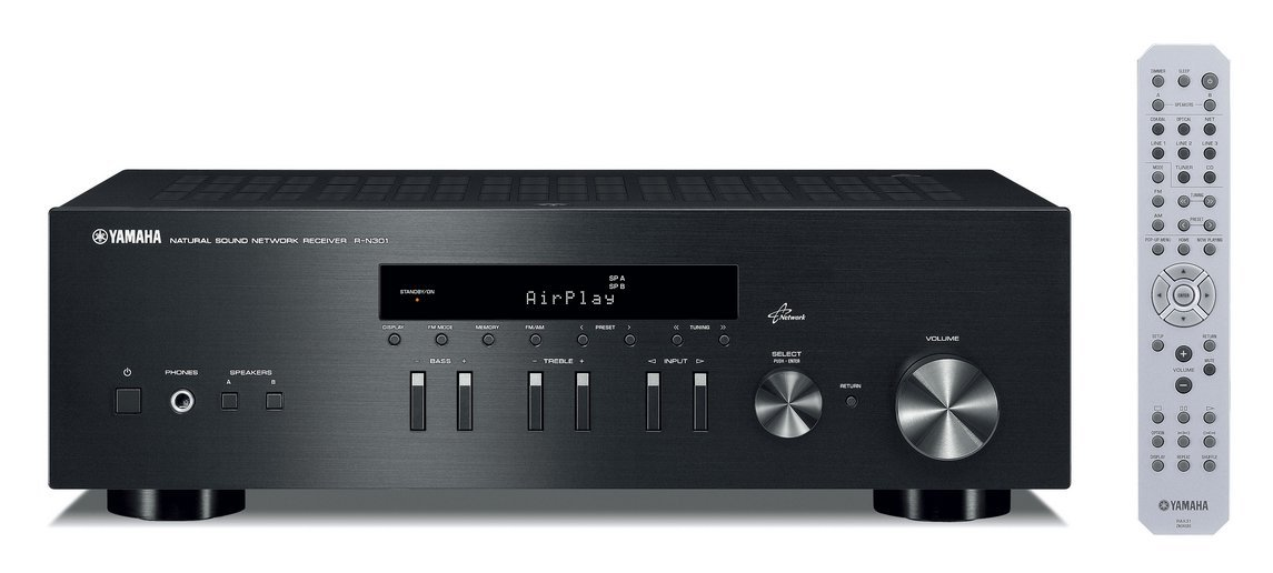 Yamaha Receiver Airplay Not Working