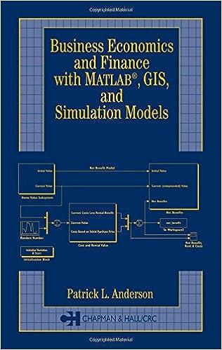 Descargar Libro En Business Economics And Finance With Matlab, Gis, And Simulation Models PDF Mega