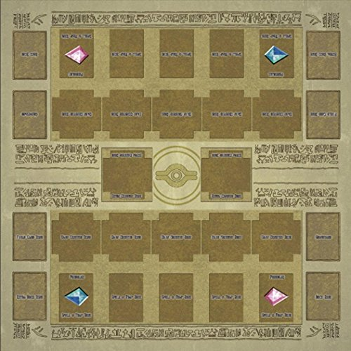 lay Mat Egypt Mural Style Type (For Competition) Pendulum Zone 23.6 × 23.6 inch (A) ()