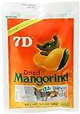7D Dried Mangorind 8 packs X 90g