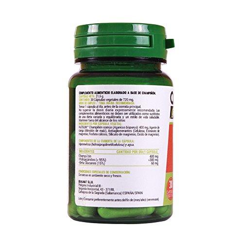 Captagrasas Bloker Grass - Capta grasas para el control de peso de manera natural - Complemento alimenticio para adelgazar si se acompaña de una dieta saludable - 30 cápsulas 5