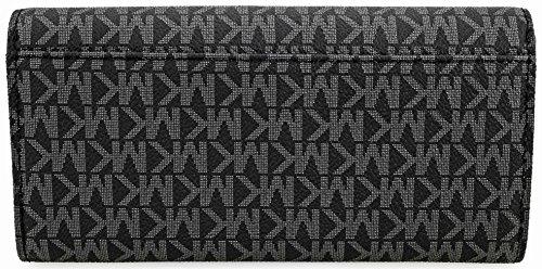 Michael Kors Fulton Signature Carryall Wallet - Black - 32S7SFTE3B-001 by MICHAEL Michael Kors (Image #2)