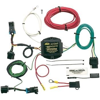 Amazon.com: Hopkins 11141335 Plug-In Simple Vehicle Wiring Kit ...