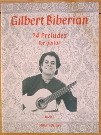 24 Preludes for Guitar (Book 1) by Editions Orphee