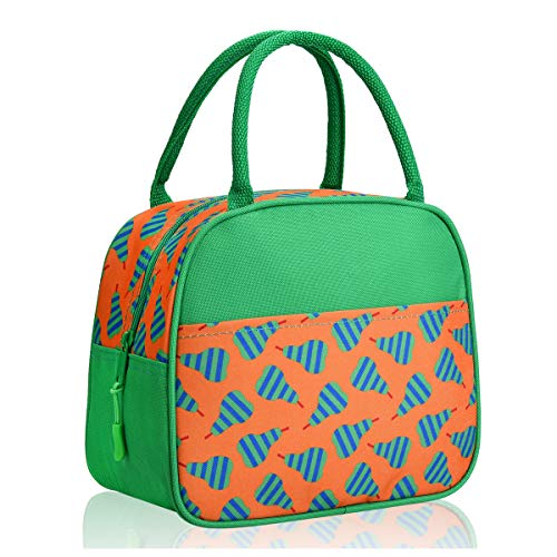 Lunch Box Lunch Boxes for Kids Insulated Lunch Bag(Green)