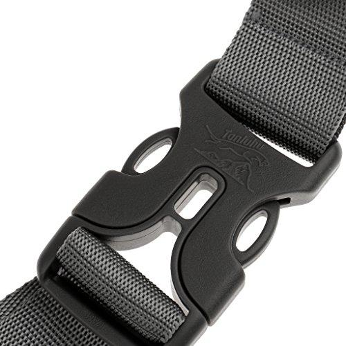 Wasserdichte Hüfttasche, leicht und praktisch, geeignet für Jogging, Fitness, Radfahren, Bergsteigen, Wandern usw. Outdoor Aktivitäten, Sporttasche - Orange