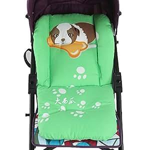 shuohu Lovely Cartoon impermeable asiento cojín alfombrilla de maletero para bebé cochecito cochecito cochecito cochecito
