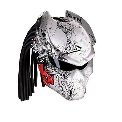 Predator Wolf 03 custom motorcycle helmet