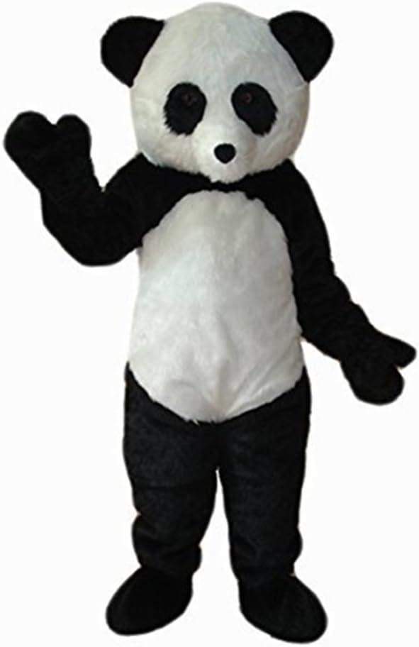 Alta calidad Panda mascota disfraz para fiestas Classic Panda ...