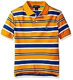 #10: U.S. Polo Assn. Boys' Classic Striped Polo Shirt
