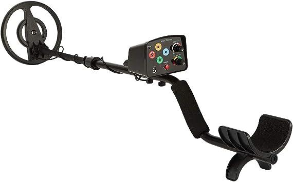 Adjustable Metal Detector Gold Digger Deep Sensitive Hunter W// Headphone Shovel