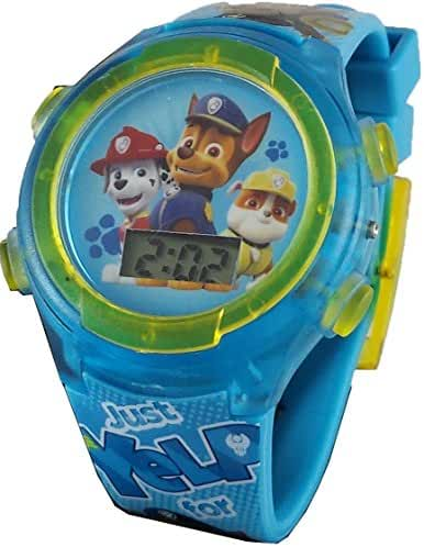 Paw Patrol Kid's Digital Light Up Watch PAW4100
