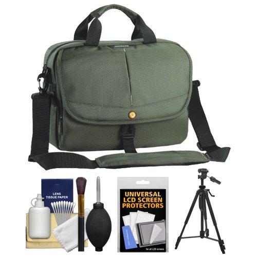 Vanguard 2GO 30 Digital SLR Camera Messenger Bag  with Tripo