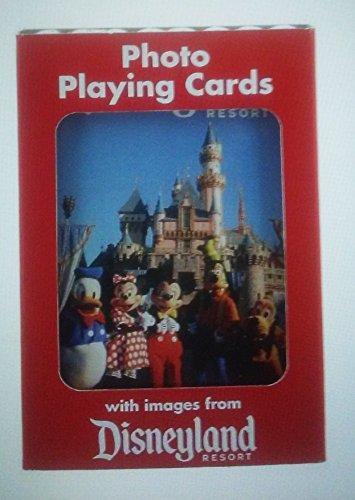 Disneyland Photo Playing Cards ()