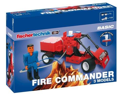 - fischertechnik Fire Commander
