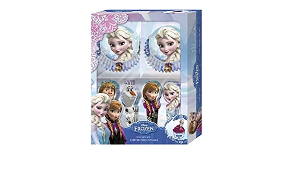 Amazon.com: Boyz Toys Cupcake Set - FROZEN: Toys & Games
