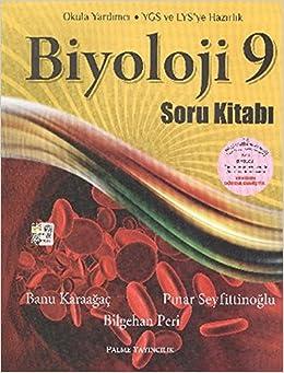 9 Sınıf Biyoloji Soru Kitabı Okula Yardımcı Ders Kitabı Ygs Ve Lys
