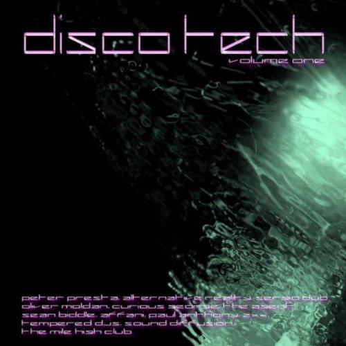 Various - DiscoTech Thirtysix