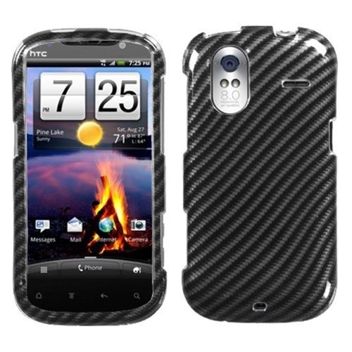 Mybat HTC Amaze 4G Phone Protector Cover - Retail Packagi...