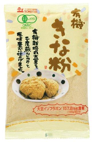 Sokensha organic flour 80gX10 bags